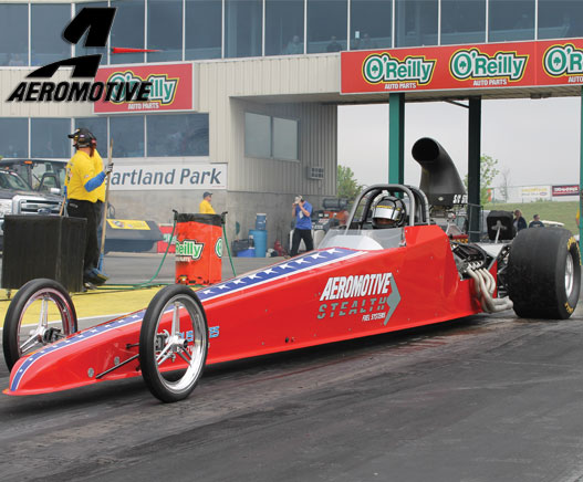 Aeromotive Dragster