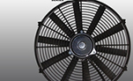 Pacesetter 6V Medium Profile Fans