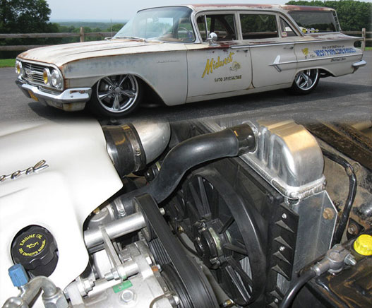 '60 Chevy Station Wagon