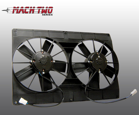 Mach Two Series Fans